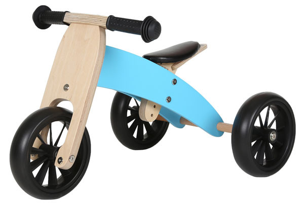 Smart Bike 4 in 1 van Bandits & Angels blauw.