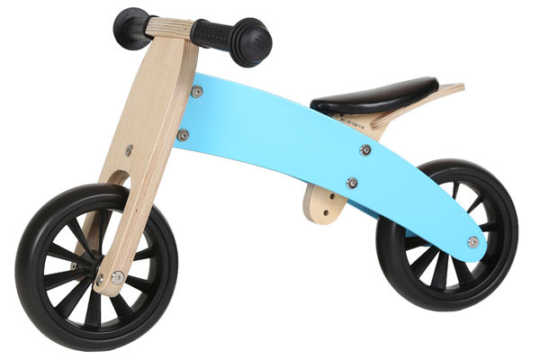 De Smart bike als tweewieler (frame hoog).