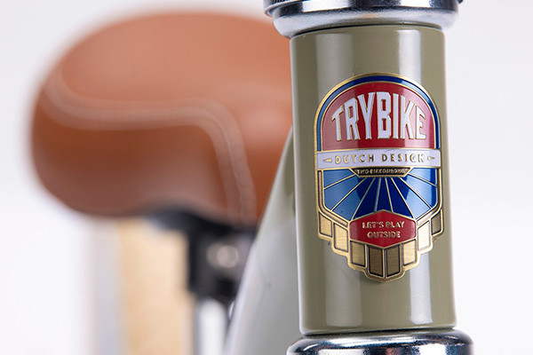 Retro model van Trybike